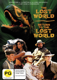 The Lost World / Return to the Lost World on DVD