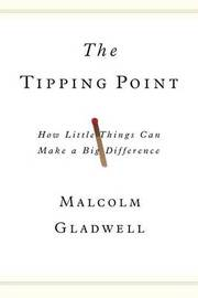 The Tipping Point by Malcolm Gladwell image