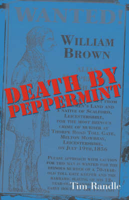 Death by Peppermint by Tim Randle
