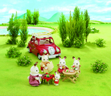 Sylvanian Families - Roof Rack With Picnic