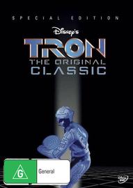 Tron - The Original Classic on DVD