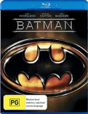 Batman - 25th Anniversary Edition on Blu-ray, UV
