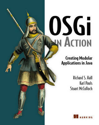 OSGi in Action by Richard S. Hall image