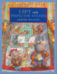 I Spy with Inspector Stilton by Judith Rossell image
