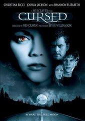 Cursed on DVD