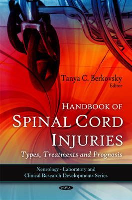 Handbook of Spinal Cord Injuries image