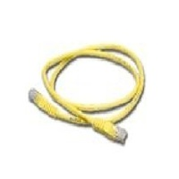 8Ware: RJ45M Cat6 Network Crossover Cable - 30m (Yellow)