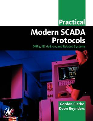 Practical Modern SCADA Protocols by Gordon Clarke image
