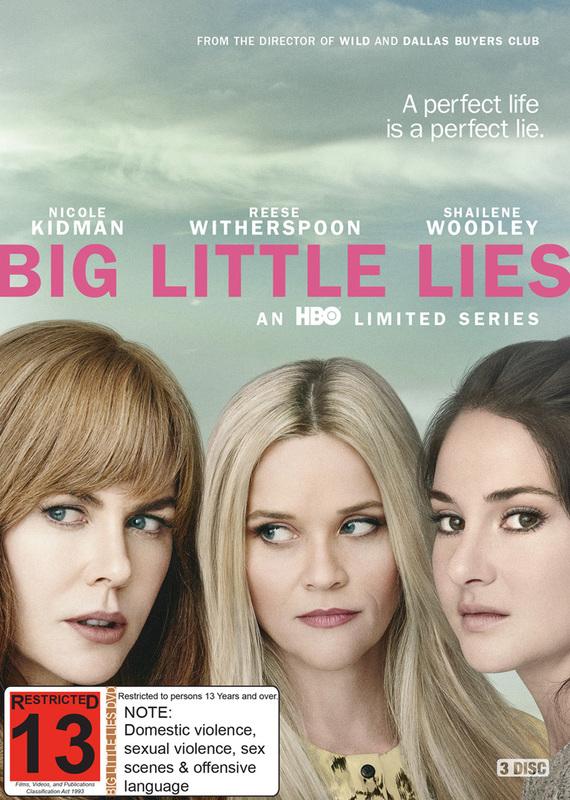 Big Little Lies - Season 1 on DVD