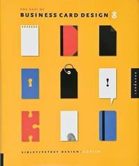 Best of Business Card Design: v. 8 by Peteet Design