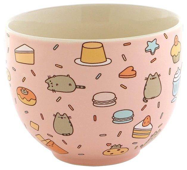 Pusheen the Cat Snack Bowl