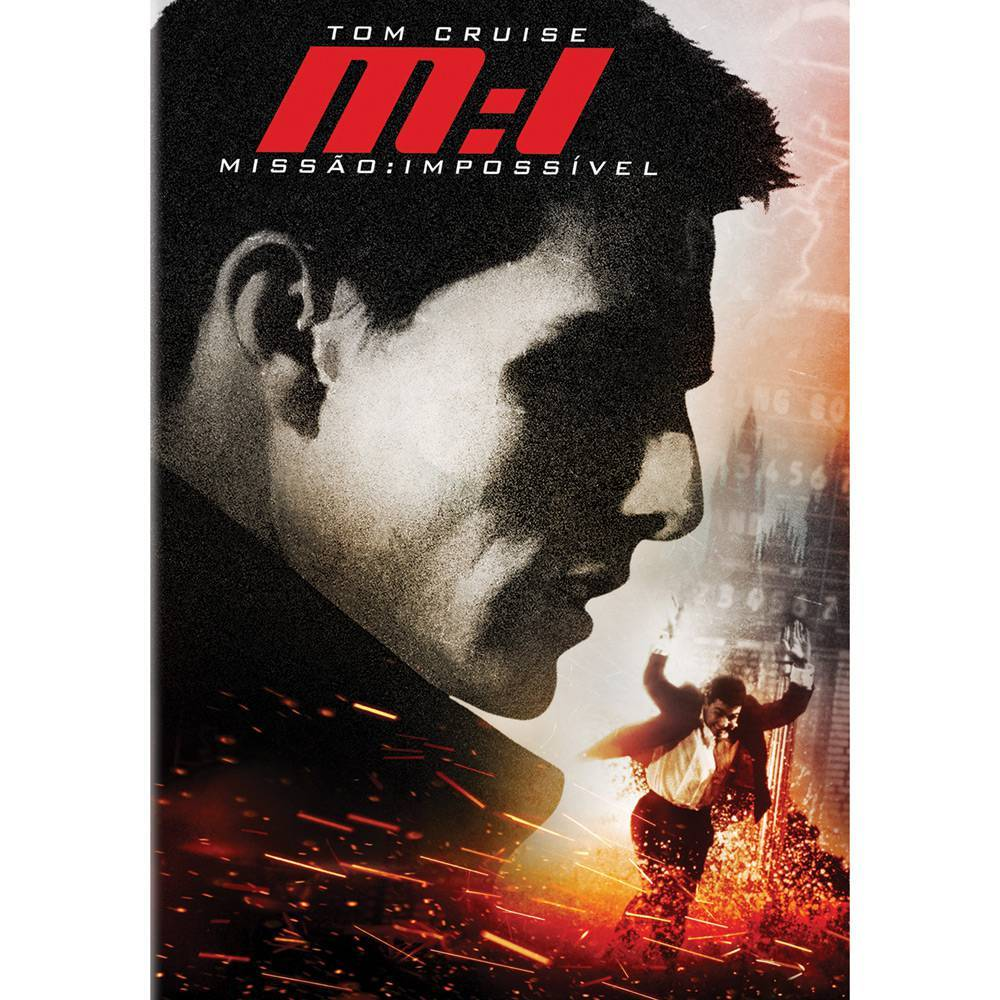 Mission: Impossible on UHD Blu-ray image