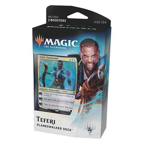 Magic The Gathering Planeswalker Deck: Teferi, Timebender image