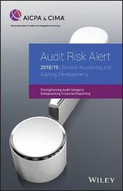 Audit Risk Alert: General Accounting and Auditing Developments 2018/19 by Aicpa