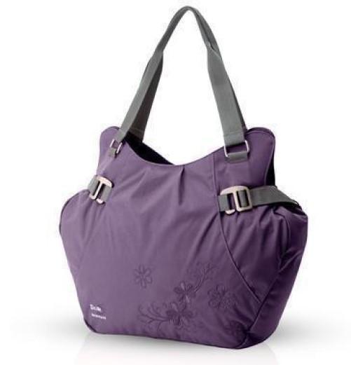 Doite Iris Shoulder Bag - Medium (Purple)