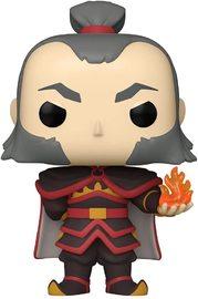 Avatar: Admiral Zhao (with Fireball) - Pop! Vinyl Figure
