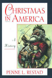 Christmas in America by Penne Lee Restad image