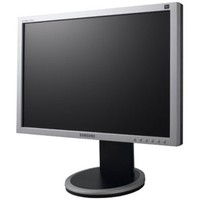 Samsung 19 940BW Wide 4ms LCD Monitor Silver image