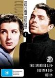 Gold Cinema Collection - Vol. 1 (This Sporting Life / Odd Man Out / Victim) (3 Disc Set) DVD