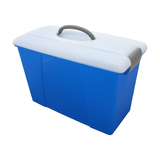 Marbig Suspension File Carry Case - Blue