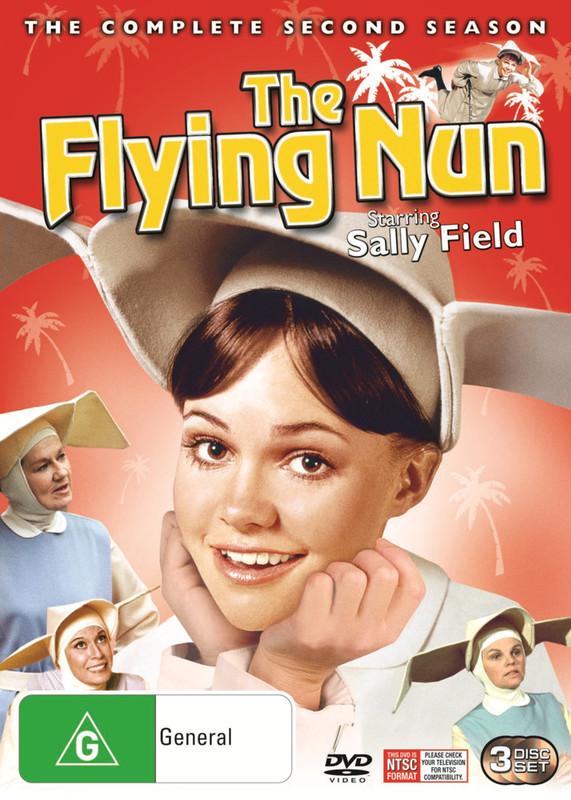 The Flying Nun - Season 2 on DVD