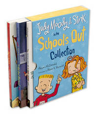 Judy Moody and Stink in the School's Out Collection by McDonald Megan