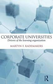 Corporate Universities by Martijn Rademakers