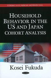 Household Behavior in the US & Japan by Kosei Fukuda image