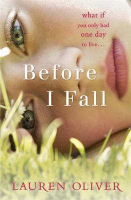 Before I Fall by Lauren Oliver image