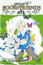 Natsume's Book of Friends, Vol. 2 by Yuki Midorikawa image