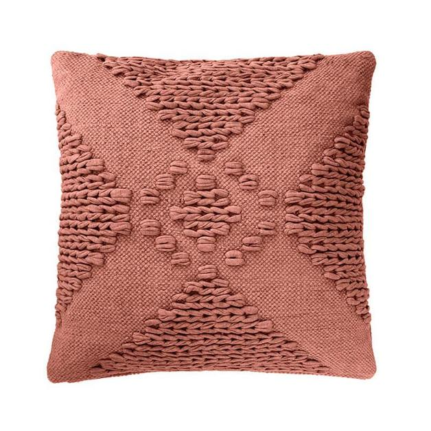 Bambury Amaya Cushion (Clay)
