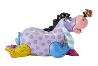 Disney Britto: Designer Figure - Eeyore (Lying)