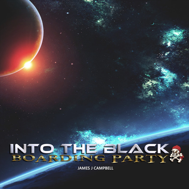 Into the Black: Boarding Party - Board Game