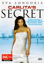 Carlita's Secret on DVD
