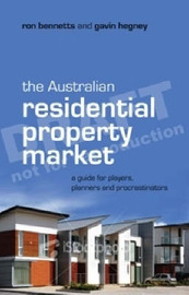 The Australian Residential Property Market by Ron Bennetts image