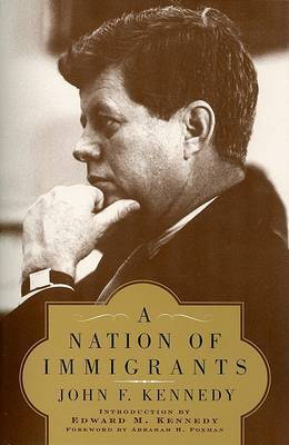 A Nation of Immigrants by John F Kennedy image