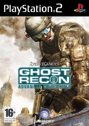 Tom Clancy's Ghost Recon: Advanced Warfighter for PlayStation 2