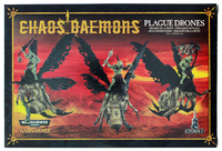 Warhammer Chaos Daemons Plague Drones of Nurgle Model Kit