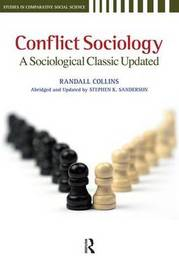 Conflict Sociology by Randall Collins image