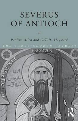 Severus of Antioch by Pauline Allen image