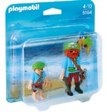 Playmobil: Pirates Mates Duo Pack (5164)