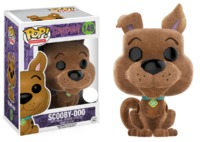 Scooby Doo (Flocked) - Pop! Vinyl Figure