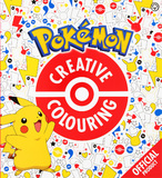 The Official Pokemon Creative Colouring by Pokemon