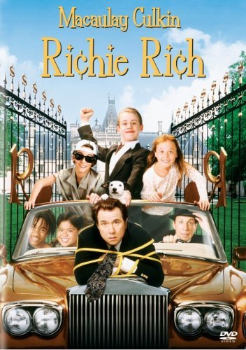 Richie Rich on DVD image