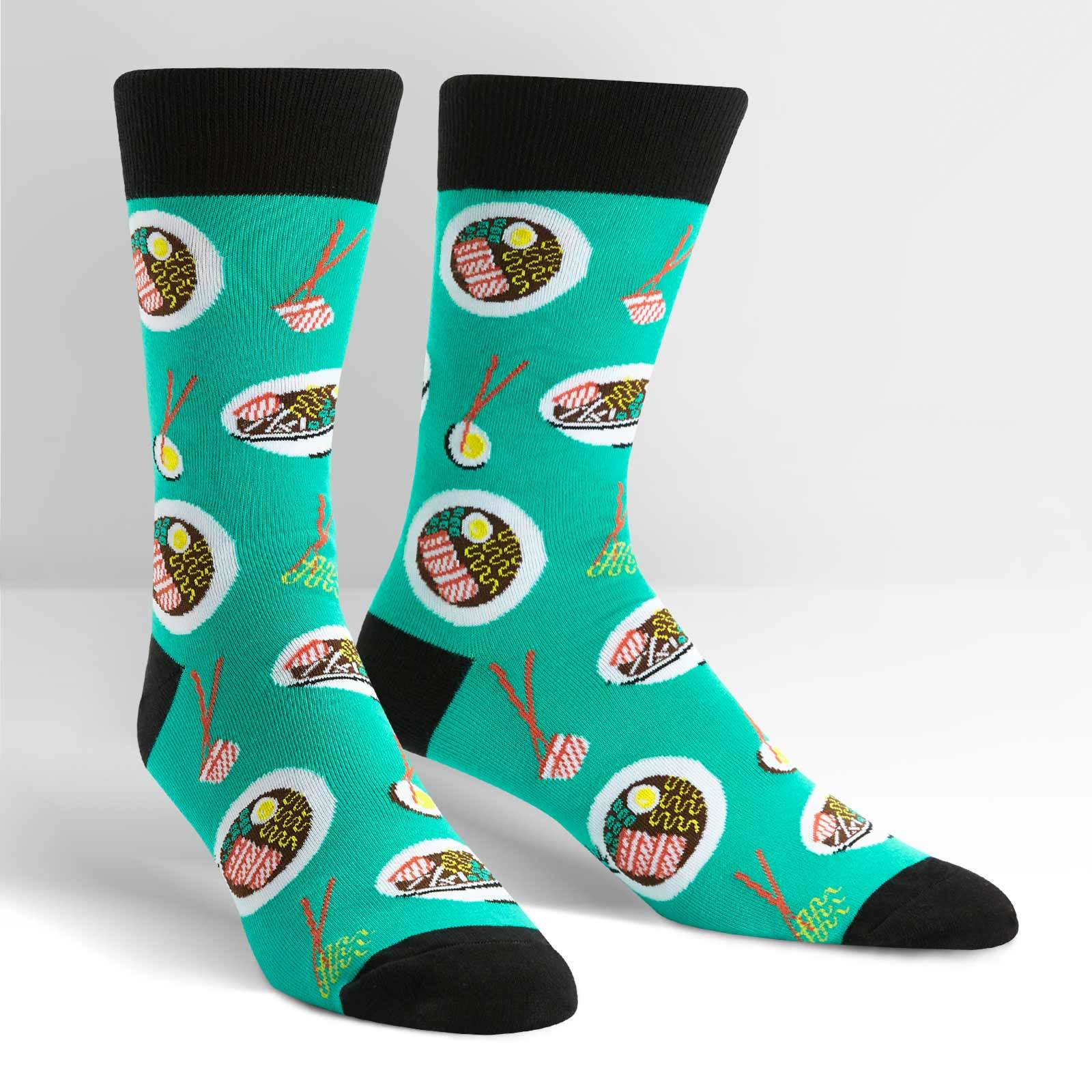 Men's - Ra-Man! Crew Socks image