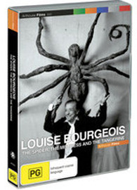 Louise Bourgeois on DVD