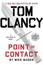 Tom Clancy Point of Contact by Mike Maden image