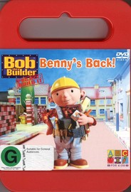 Bob The Builder - Benny's Back! on DVD image