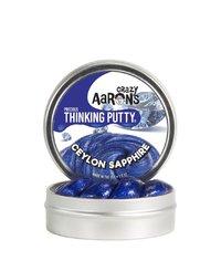 Crazy Aarons Thinking Putty: Ceylon Sapphire