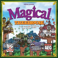 Magical Treehouse - Board Game